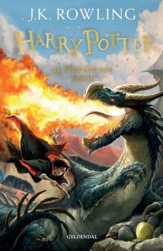Joanne K. Rowling: Harry Potter og Flammernes Pokal