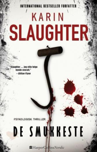 karin slaughter rækkefølge