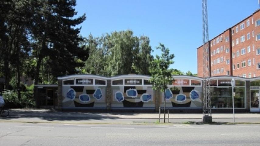 Biblioteket Godthåbsvej Biblioteket Frederiksberg Fkbdk