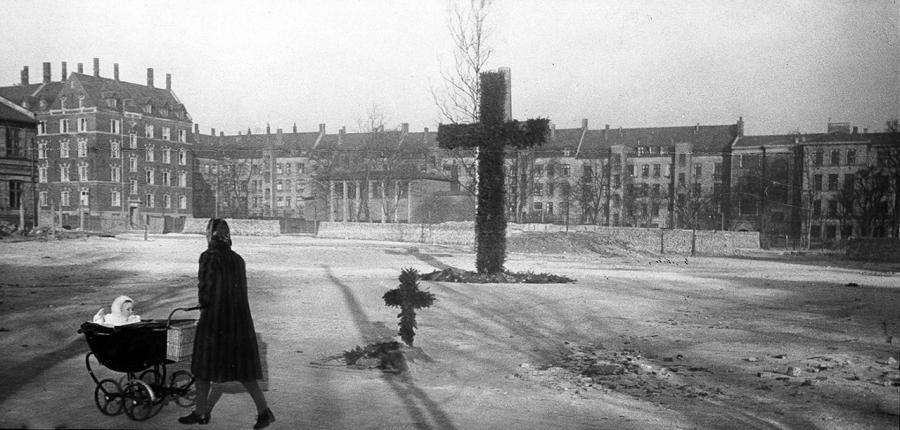 Bombningen af Den Franske Skole