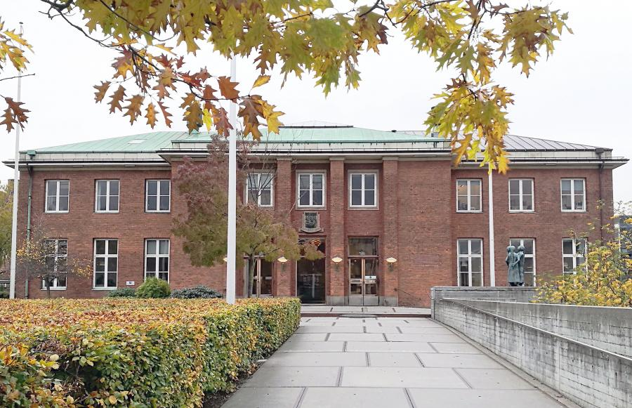 Hovedbiblioteket Falkoner Plads 3 Fitness Dk Parken åbningstider Påsken