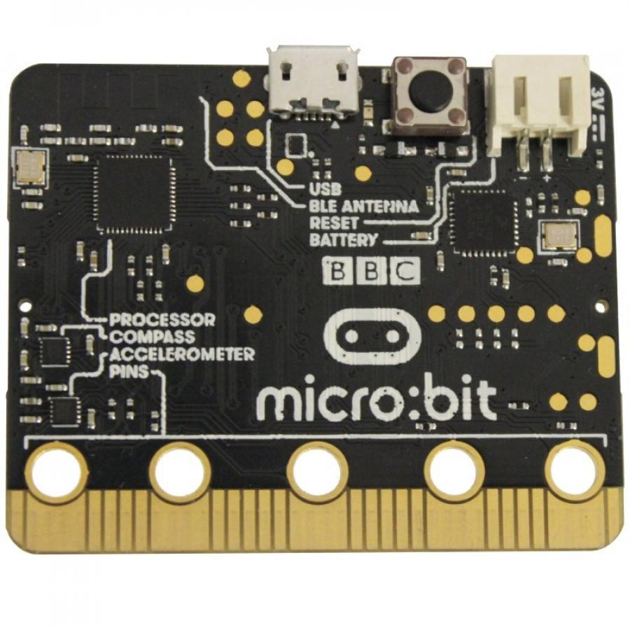 Billede af micro:bit computer
