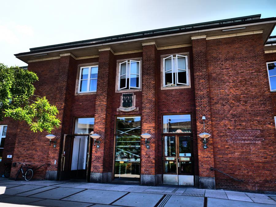 Mandag den 18. maj genåbner Frederiksberg Hovedbibliotek