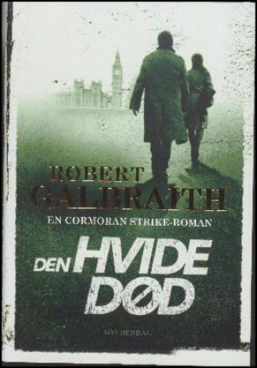 Den hvide død Galbraith
