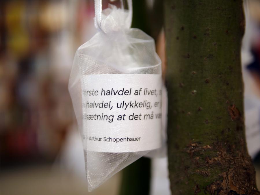 Pluk en lykkepose fra livstræet