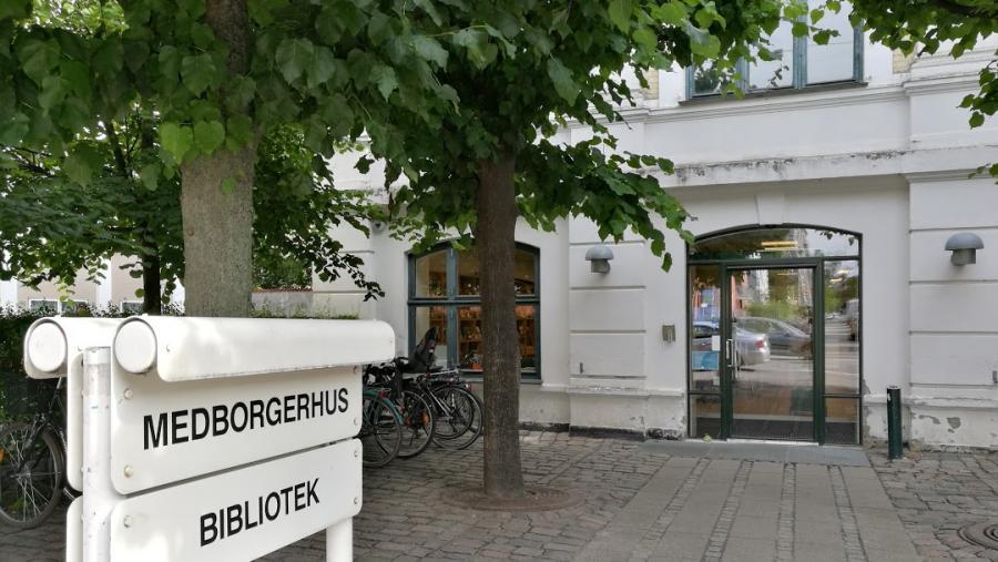 Biblioteket Danasvej åbner igen den 24. november