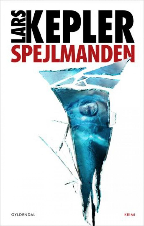 Foto: Spejlmanden Kepler Gyldendal