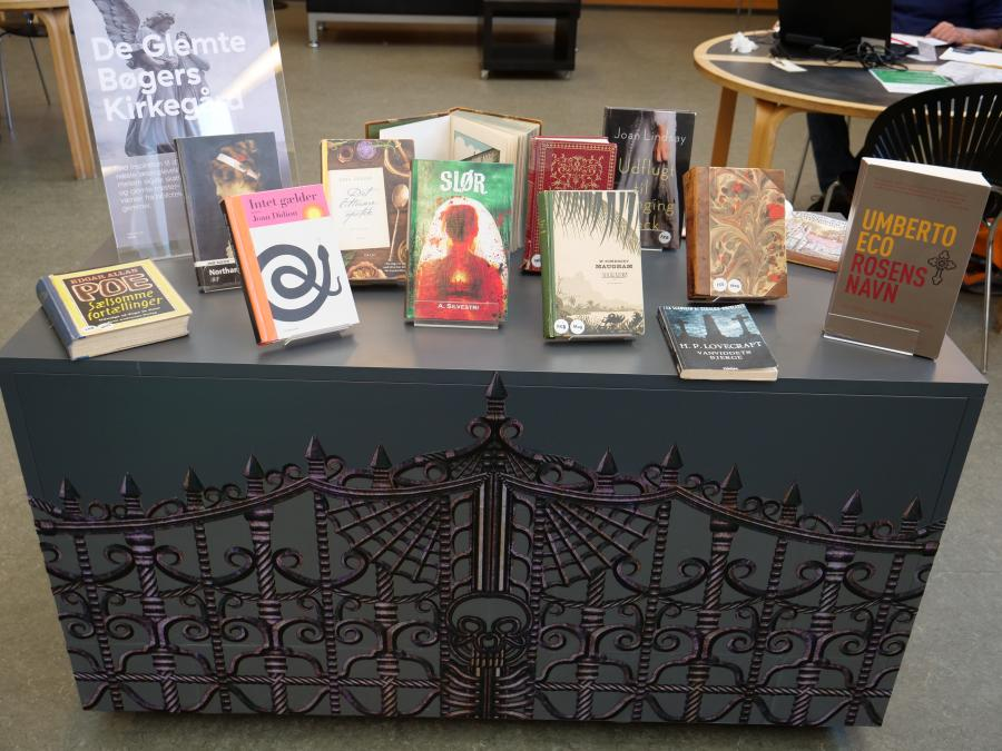 De Glemte Bøgers Kirkegård