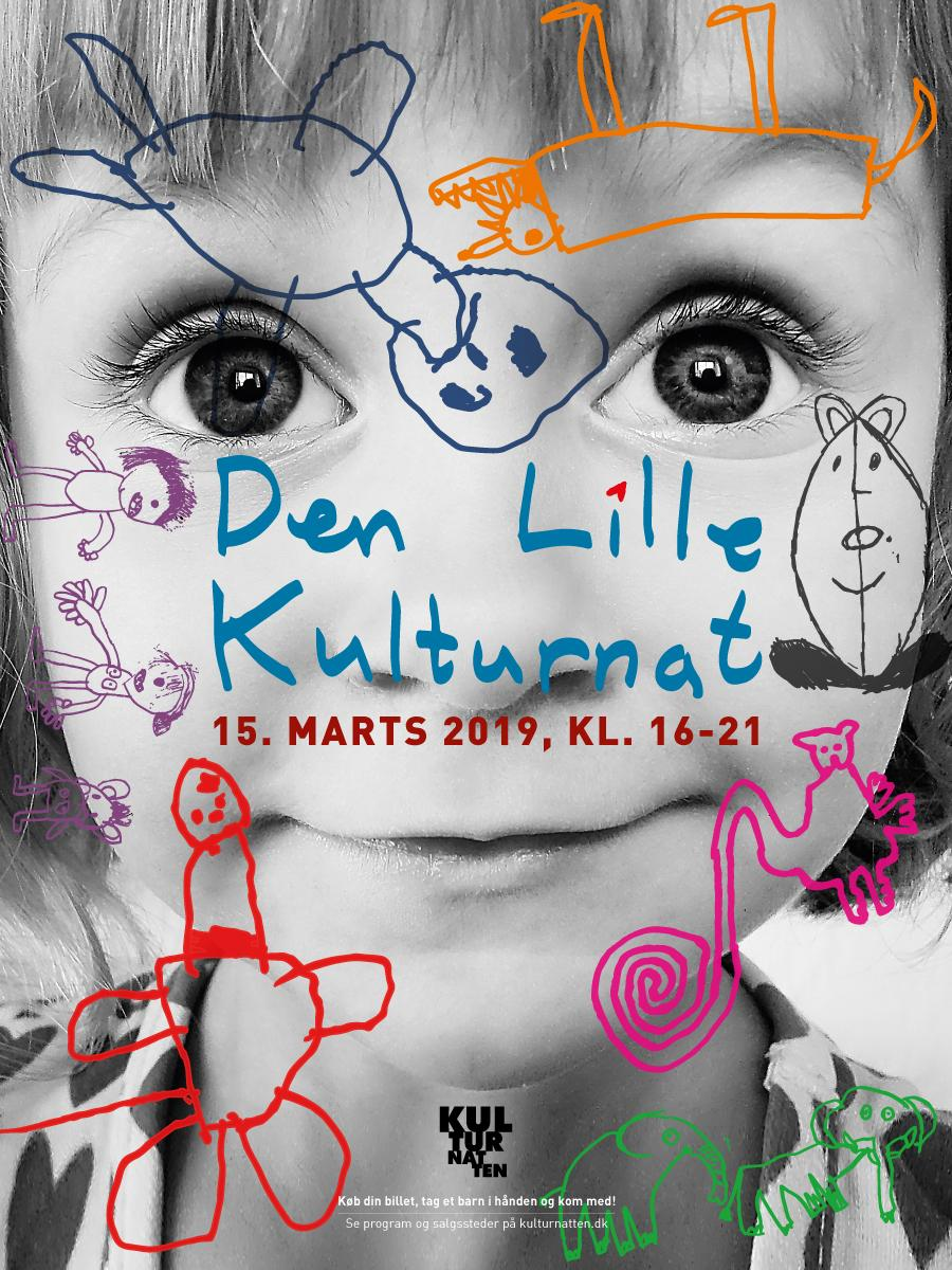 Den Lille Kulturnat på Biblioteket Frederiksberg