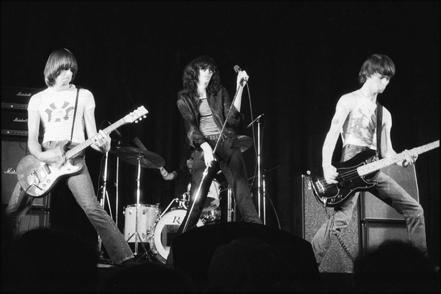 Ramones (foto: Wikipedia)